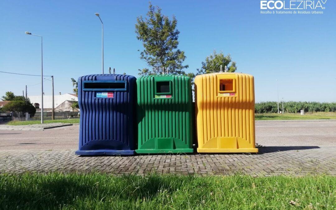 ECOLEZÍRIA INVESTE MAIS DE 370 MIL EUROS EM NOVOS ECOPONTOS
